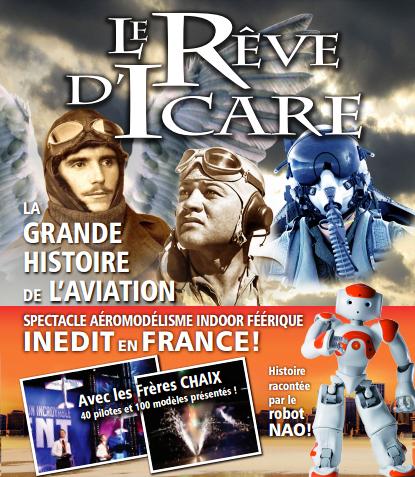 LE REVE D'ICARE